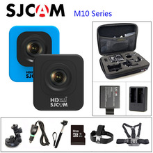 SJCAM M10 Series M10 & M0 WIFI Full HD Mini Action Camera 30M Waterproof Camera 1080P Sport DV Connector Set
