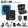 Sjcam m10 series m10 & m0 wi-fi full hd mini câmera ação 30 m à prova d' água câmera 1080 p esporte dv conjunto conector