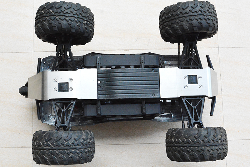 rc parts Stainless steel skid plate chassis armor protection for SAVAGE FLUX XL 4.6 5.9