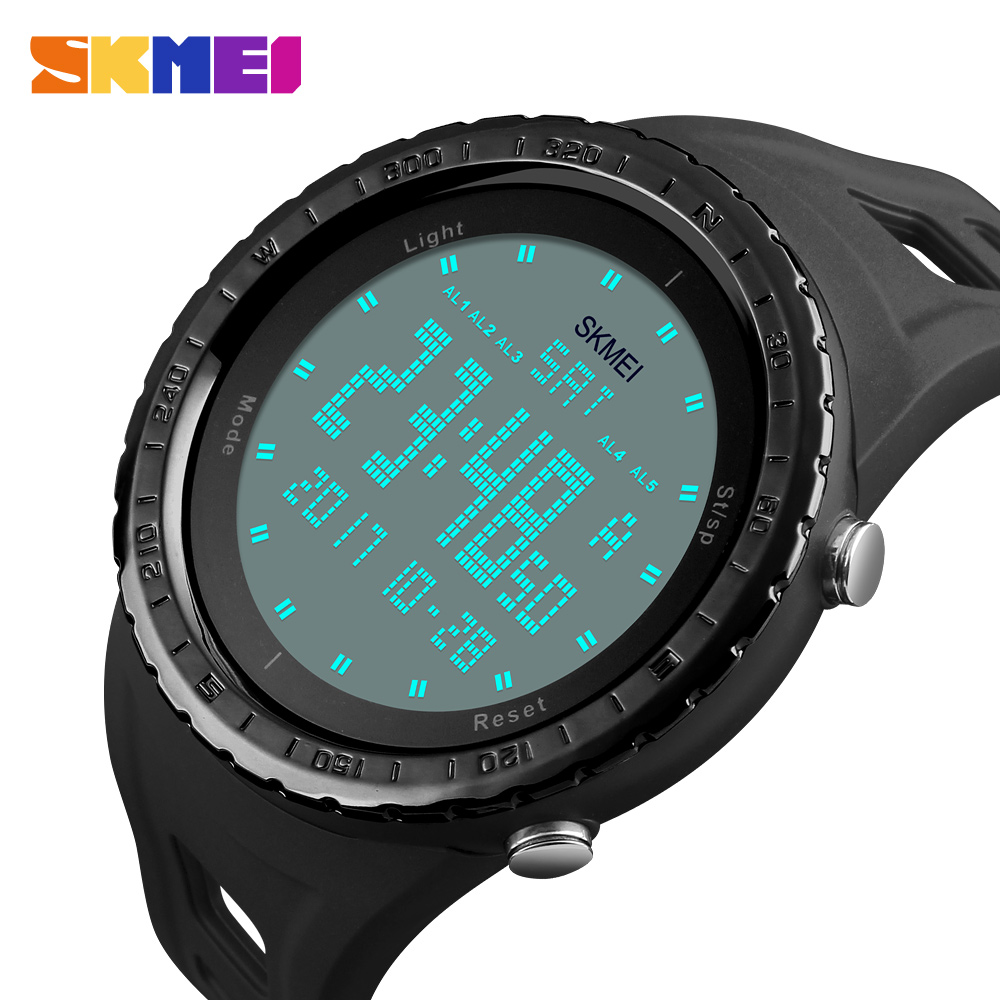 Aliexpress.com : Buy SKMEI Brand Men Sports Watches 50m