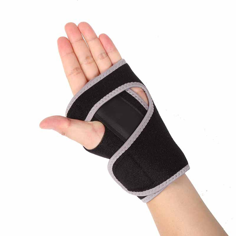 1piece Useful Bandage Orthopedic Hand Brace Wrist Support Finger Splint Carpal Tunnel Syndrome Protect Left Right Hand