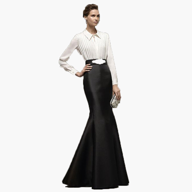 Long Evening Skirts