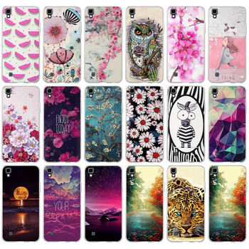 цена на Case for LG X power K220ds k220y Ls755 Coque 3D Relif Painting Cases for Lg X power 2 Cam Screen Style Skin Mach Back Cover Bags
