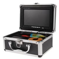 30m Professional Fish Finder 7 Underwater Fishing Video Camera Monitor Night vision 1000TVL HD CAM High Quality