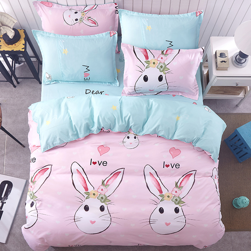 Buy Bunny Bedding Set And Get Free Shipping On Aliexpress Com