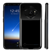 CASEWIN Battery Charger Case For Samsung Galaxy S9 4200mAh Power Bank Backup Plus Cover