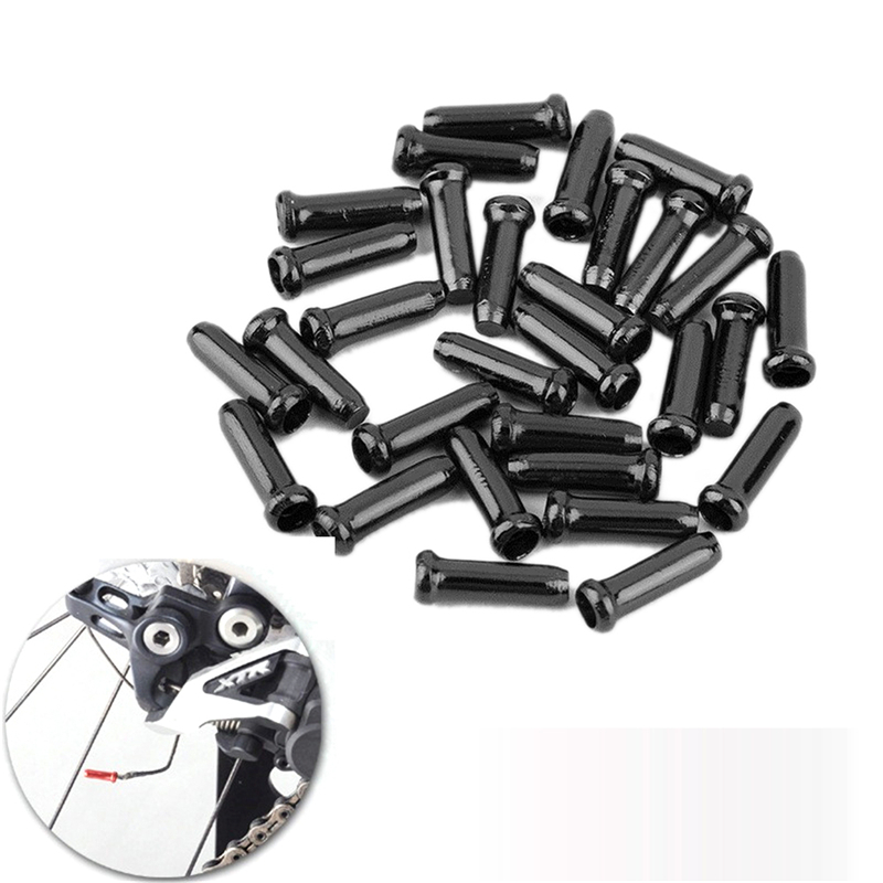 10pcs Bicycle Brake Shift Inner Cable End Caps Bike Brake Bicycle Wire Cap