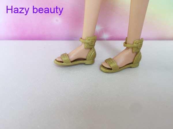 Hazy beauty New styles shoes for Barbie doll 1:6 dolls