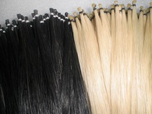 25 Hanks Black Horse Hair+25 Hanks White bow hair in 81cm 6 grams each hank