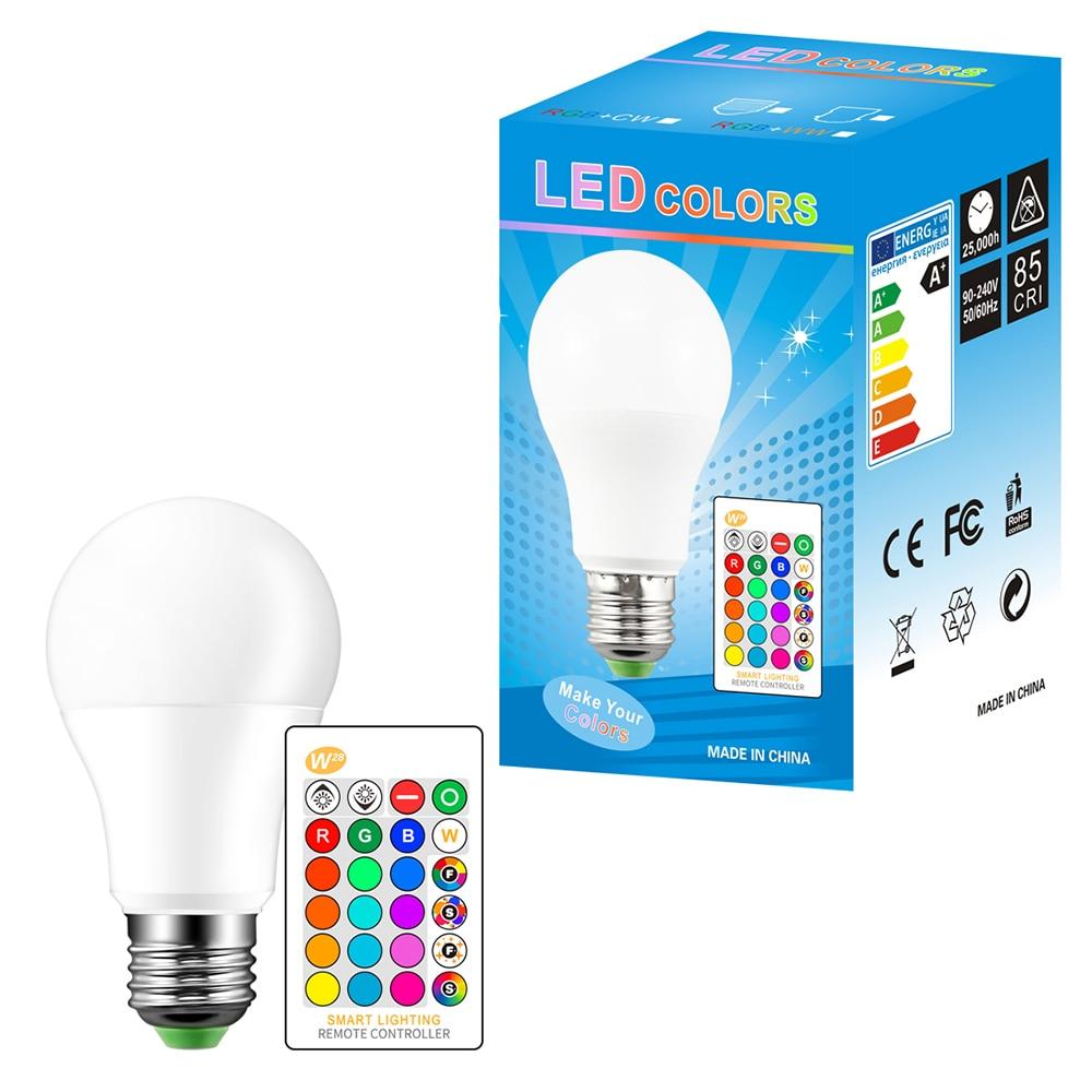 [Bon Plan] Ampoule LED RGBW avec télécommande - 2,60 € HTB1OMadmDdYBeNkSmLyq6xfnVXai