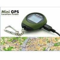 Mountain Mini Waterproof GPS Positioning Device Hand Held Field Finding Treasure