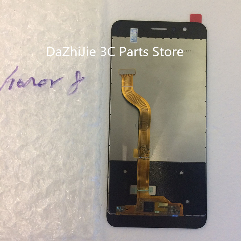 5.2inch Mobile Phone LCD Display + Touch Screen Digitizer Assembly For Huawei Honor 8 Free Shipping+Track Number