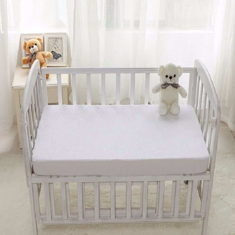 Size 80 188cm The Best Crib Mattress Protector All Natural Waterproof Topper Style Ed Pad For Baby And Toddl