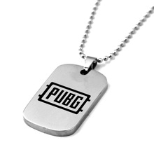Unisex PUBG Winner Necklace