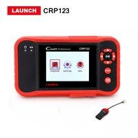 CRP123 Update online X431 Creader CRP 123 Teşhis aracı obd2 kod okuyucu Destek ABS SRS Iletim ve Motor