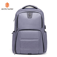 ARCTIC HUNTER Multifunction Backpack Men Waterproof USB Charging 17inch Laptop Backpacks for Business Travel College Student Bag