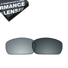 5a73b7562c6 ToughAsNails Polarized Replacement Lenses for Oakley Jawbone Sunglasses  Photochromic Grey Color (Lens Only)(
