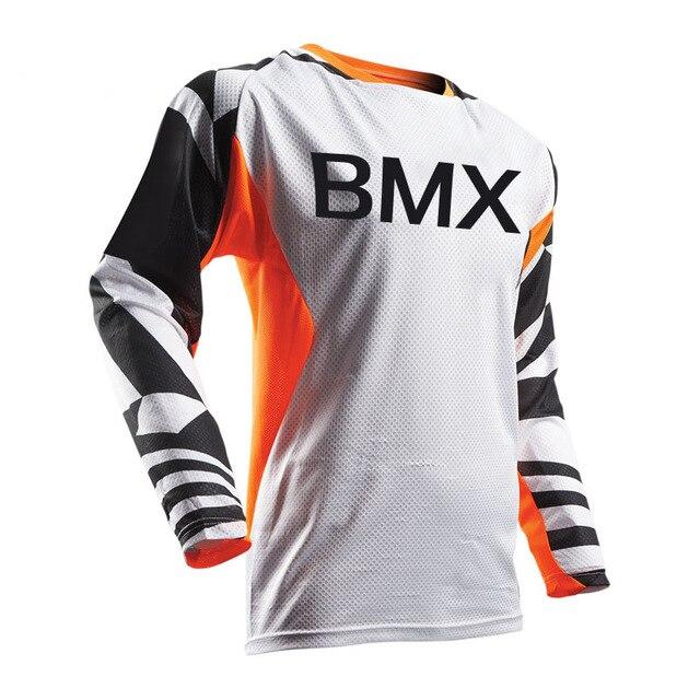 Descente De haute Qualité Maillots VTT Maillot BMX Motocross Vélo Maillot Moto DH Rouler Chemises Hommes Femmes Vêtements