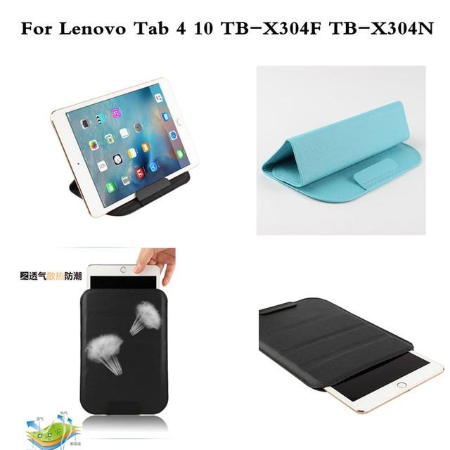 Para Lenovo Tab 4 10 TB-X304F TB-X304N 10 polegada Tablet luxo Universal 3d6e5fec9b