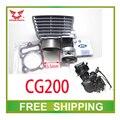 Zongshen CG cilindro cg200 200cc motorcycle accessories envío gratis