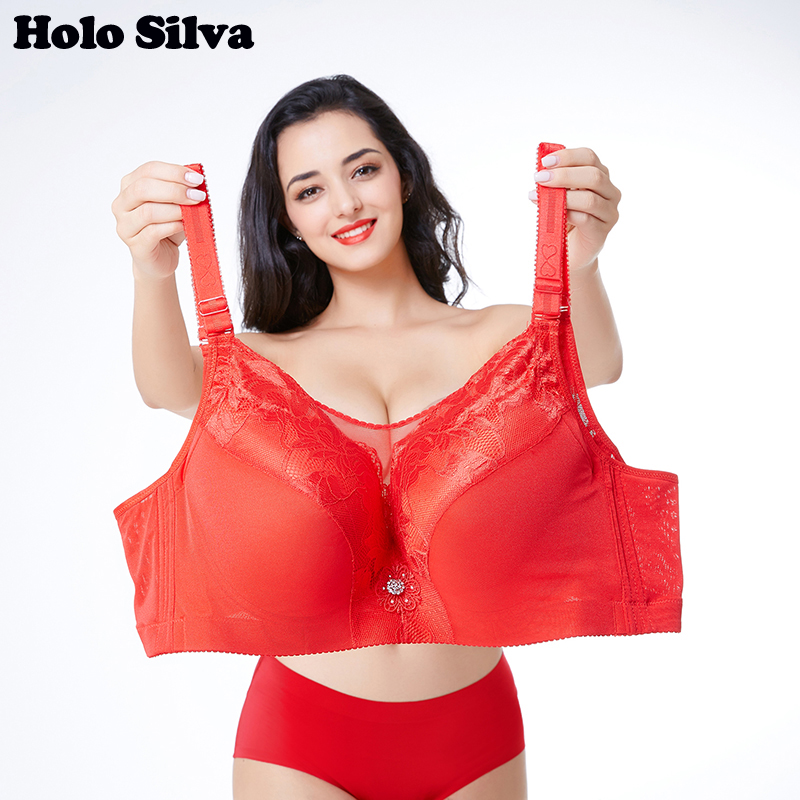 <font><b>Bra</b></font> <font><b>Plus</b></font> <font><b>Size</b></font> 40-52 <font><b>Sexy</b></font> Seamless <font><b>Bras</b></font> <font><b>For</b></font> <font><b>Women</b></font> <font><b>Bra</b></font> Big <font><b>Size</b></font> Push Up <font><b>Bra</b></font> BH <font><b>Plus</b></font> <font><b>Size</b></font> EFG Bralette Large <font><b>Size</b></font> Brassiere Female image