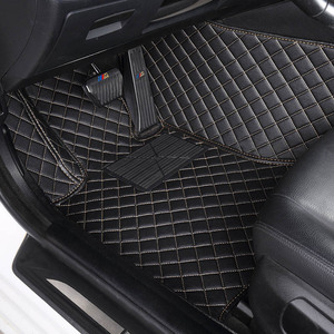 Image 2 - Custom car floor mats for BMW F10 F11 F15 F16 F20 F25 F30 F34 E60 E70 E90 1 3 4 5 7 Series GT X1 X3 X4 X5 X6 Z4 3D car styling