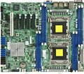 Original nova motherboard do servidor Supermicro X9DRL-3F