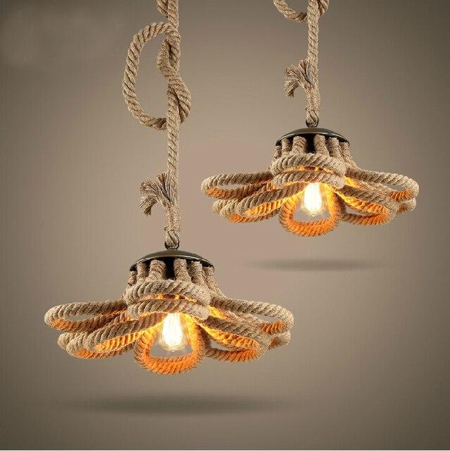 aliexpress koop retro hangende lamp individualiteit