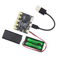 UK Made BBC Micro Bit V1 3B NRF51822 Micro USB Cable Battery Battery Holder For Kids