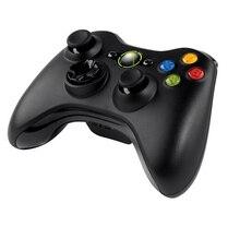 Original 2.4 ghz wireless gamepad controlador remoto para controlador inalámbrico xbox 360 para oficial microsoft xbox game controller
