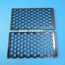 13S 48V 6P 13S 78 gaten batterij houder nikkel BMS 6P13S 6*13 houder + nikkel + BMS 13S 48V 20A BMS Voor 48V 10 20Ah li ion batterij