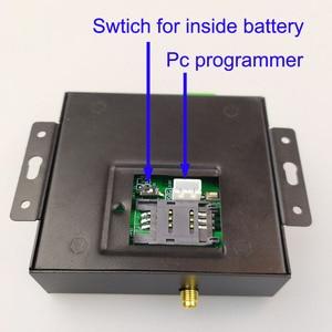 Image 3 - V2019 Yeni sürüm 3G RTU5024 GSM Kapısı Açıcı Röle Anahtarı Uzaktan Erişim Kontrolü Kablosuz Sürgülü kapı Açacağı Ücretsiz çağrı