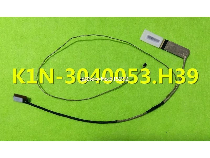 Laptop LCD LVDS Screen Cables For MSI GT72 MS1781 MS1782 K1N-3040053-H39 / MSI-1763 K19-3040056-H39 1920*1080 New and Original for thinkpad x1 carbon led lcd laptop screen b140xtn02 5 1366x768 lvds 40pin original new