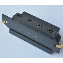 Бесплатная доставка, SMBB3232, режущий инструмент для резки, стержень SPB324, режущий держатель для SP400 NC3020