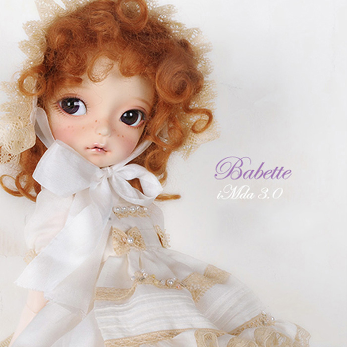 OUENEIFS bjd sd doll Soom imda 3.0 Babette 1/6 resin figures body model reborn baby girls boy dolls eyes High Quality toys shop oueneifs sd bjd doll soom zinc archer the horse 1 3 resin figures body model reborn girls boys dolls eyes high quality toys shop
