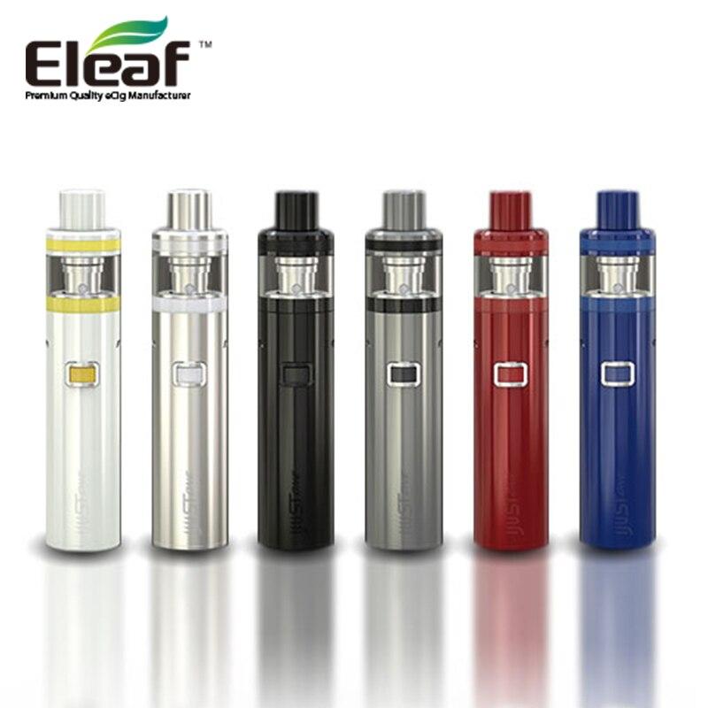 Eleaf ijust один Starter Kit 2 мл Vape бак распылитель с EC катушки 0.3ohm GS Air 0.75ohm голову электронная сигарета испаритель VS ijust S ...