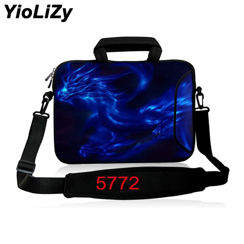Portable 10 12 13.3 14 15.4 17.3 inch Business Handbag Laptop briefcase Shoulder Bag Notebook tablet Case for men women SB-5772