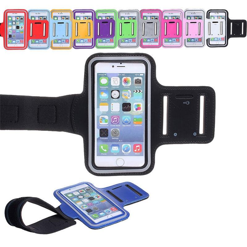 Holder Waterproof outdoor Adjustable SPORT Jogging arm band case cover for LG G Pro Lite D680 D686 Dual mobile phone