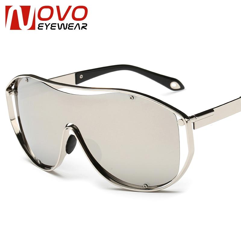 Stylish Sunglasses For Men  online novo eyewear stylish oversized lentes de sol copper