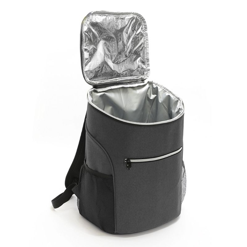 20L Backpack Cooler Portable Refrigerator Food Drinks Carrier Lunch Dinner Ice Pack Box image