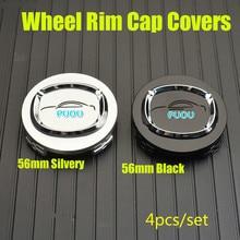 4pcs 56mm Car styling Wheel Hub center Cap for Mazda Accessories Stickers For 2 3 4 5 6 Axela CX-3 CX-4 CX-5 CX7 CX-8 MX-5
