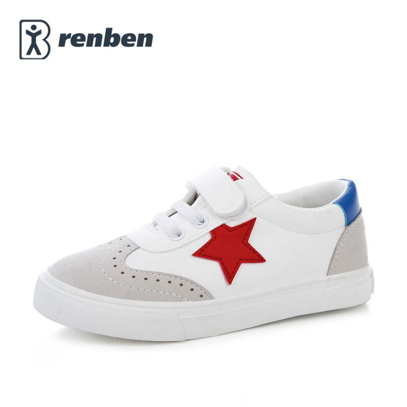 Kids shoes for girl boys shoes Artificial leather white 2017 new spring autumn children shoes girls casual shoes kids sneakers new arrival spring autumn children shoes boys girls single shoes girls boys sneakers high quality casual canvas cs 119