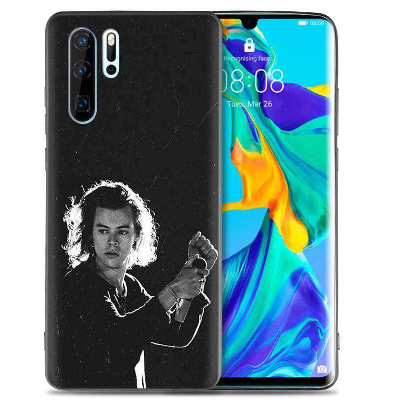 ファッションソフトゴムケース Huawei 社の名誉 8 × 9 10 8C メイト 20 lite Y9 Y6 Y7 プライムプロ 2019 カバーハリースタイル