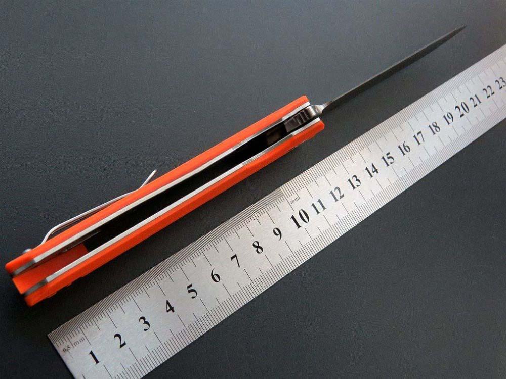 Eafengrow-CH3002  - 户外折叠刀 - 战术 - 猎刀-2018-新的畅销-D2-钢叶片-G10-Handle.jpg