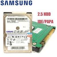 SAMSUNG Laptop Notebook 40 GB GB GB 120 GB 160 GB 40 80 60G 60G 80G 120 160G 2.5g HDD 5400 rpm 8 M PAPA IDE Drives de disco Rígido Interno