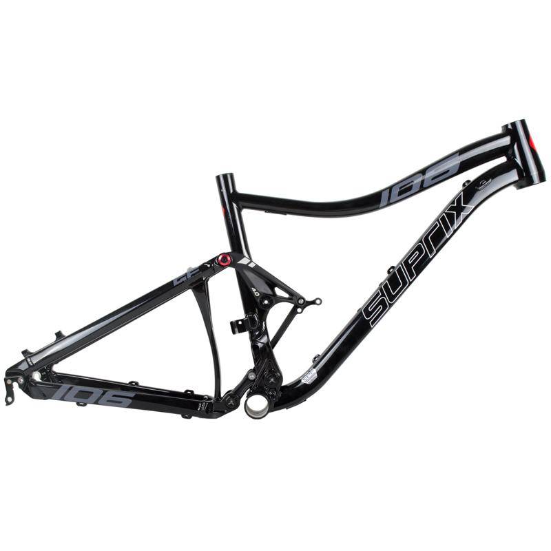 Bike-Frame Mountain-Bicycle Downhill Full-Suspension for Am-Xc MTB 26--17inch