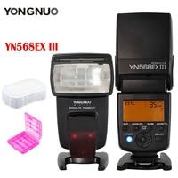 New YONGNUO YN568EX III YN568EXIII Master Slave E TTL Flash Speedlite For Canon 1Dx 5DIII 5DII