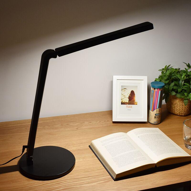 Eye protective LED Desk Lamp Folding Lampe Bureau Touch Sensor 3 ...