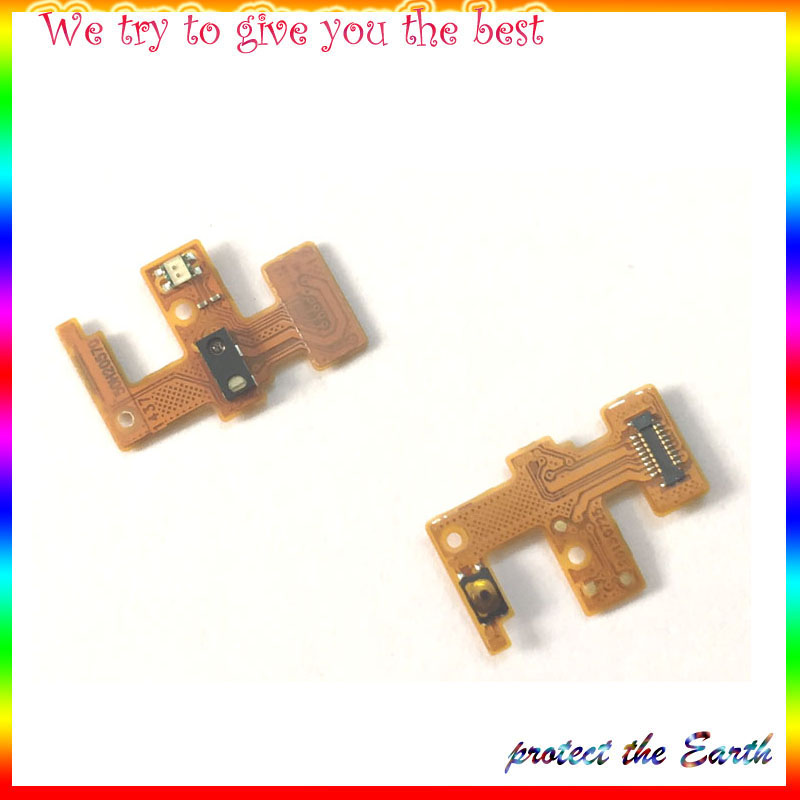 New For HTC Desire 601 Power Button Switch On/Off With Flex Cable Replacement Part