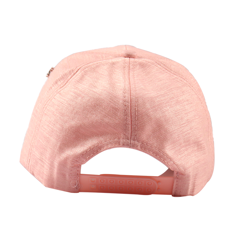b527321b2 Women Sun Hat Baseball Cap White Pink Summer Outdoor Sunscreen Caps Couple  Men Iron Ring Hats Snapback Hats-in Baseball Caps from Apparel Accessories  on ...